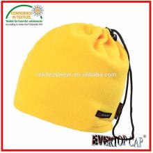 Sombrero usado del calentador del cuello del adulto, sombrero polar 100% del polo del poliester, sombrero multi-usado del calentador del cuello