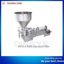 Semi-Auto Paste Abfüllmaschine (GCG-A)