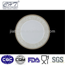 A023 Elegant porcelain dinner plate wholesale dishes china dishes
