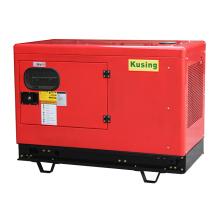 10kVA / 8kw Silent Schalldichte Diesel-Generator mit Yangdong-Motor