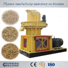 Wood pellet making machine