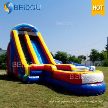 Hot Sale Factory Cheap Giant Adult Inflatable Water Slide