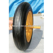 solid rubber 8'