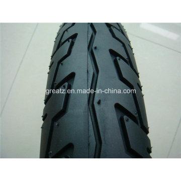 Moto pneu Tubeless taille 80/100-18