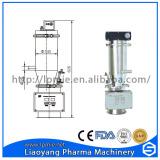 Powder and granule use vacuum deeder conveyor