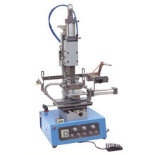 round bottle hot foil stamping machine