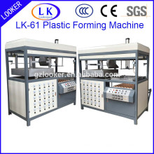 Semi auto blister making machine