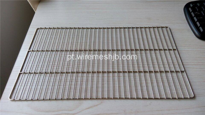 Stainless Steel BBQ Grill Wire Mesh