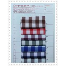 Tartan Plaid Yarn Dyed Fabric