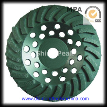 5 Inch Diamond Cup Grinding Wheel for Stone and Concrete