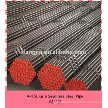 ¡¡Caliente!! Acero de carbono Tubos de acero sin costura API5L / ASTM horario 40 / sch40 304 tubos de acero