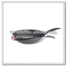S460 Dia 280mm/ Dia 300mm Aluminium Alloy Non-stick Stir Fryer
