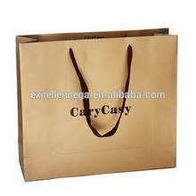 Commercial paper bag