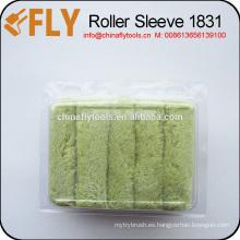 mini cepillo de rodillo verde