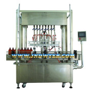 Automatic CE Standard Oil Filling and Sealing Machine for Plastic or Glass Bottle