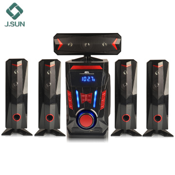 Home theater 4.1 som 3d com bluetooth