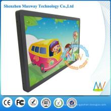anúncio de 21,5 polegadas 16:9 LCD exibir ônibus