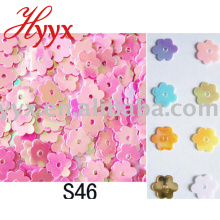 Blingbling Colorful Flower Shape Confetti Party Decoration