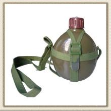 Armée Alunimun bouteille d'eau