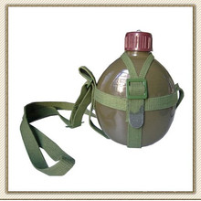 Garrafa de água do exército Alunimun