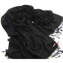Venta de acciones! 2012 bufanda y mantón del diseño del llano de la manera, acción 40 colores Precio al por mayor, 100% Pashmina