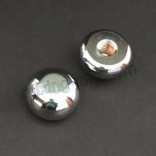 Токарные работы с металлической головкой с ЧПУ с полировкой