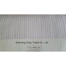 New Populäres Projekt Streifen Organza Voile Sheer Vorhang Stoff 008282