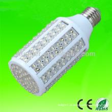 A venda quente da alta qualidade com CE RoHS B22 E26 E27 12v 8-9w milho 9W conduziu a luz de bulbo 9w