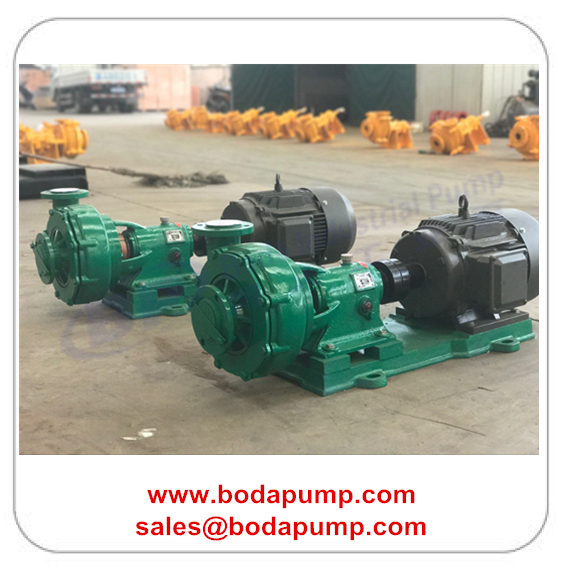 UHB-ZK slurry pump s