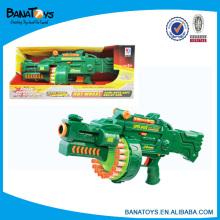 B / o brinquedo de arma de bala suave