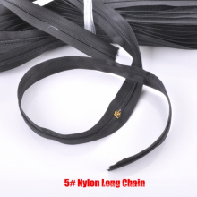 5# Nylon Zipper Long Chain