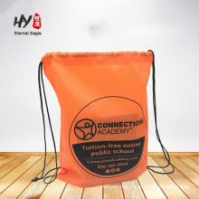 Factory custom size non woven travel backpack