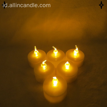 Grosir LED Candle Lights LED Tea Light Candles