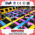 Customized Gymnastic Professional Indoor Fitness Trampoline