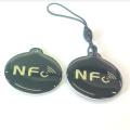 Waterproof RFID Tags Label Round Epoxy