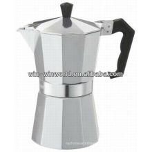 Italienische Moka Classical Aluminium Kaffeemaschine