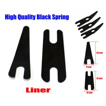 Black Liner Tattoo Spring
