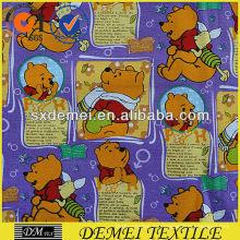 rollo de tela para niños por mayor baratos impresión diseño