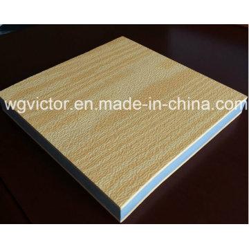 Estera de grano de madera EVA