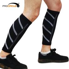Großhandelselastische Sport-schützende Bein-Hülsen-Kalb-Unterstützung
