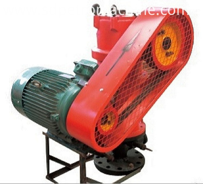 Oil Pumping Device