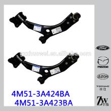 Piezas de suspensión automática Brazo de control inferior delantero para Volvo 4M51-3A424BA
