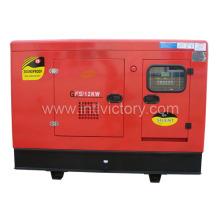 10kVA ~ 50kVA generador diesel silencioso con CE / CIQ / ISO / Soncap