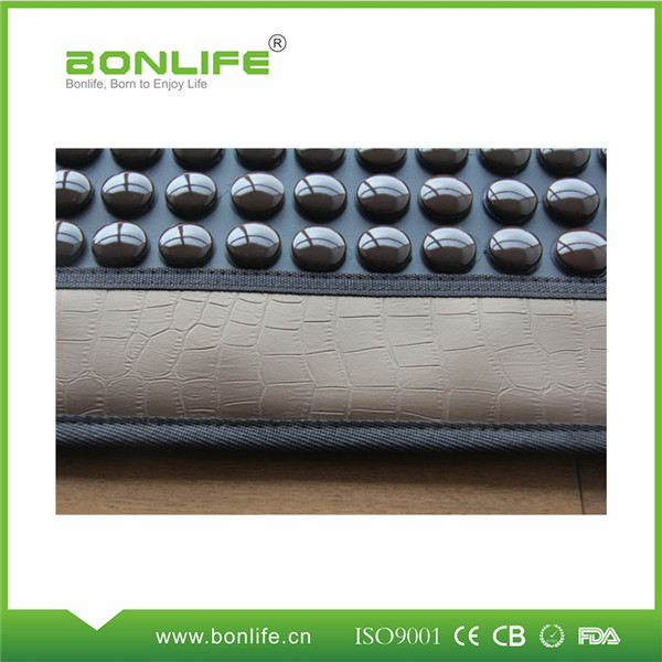 Tourmaline FIR Thermal Therapy Massage Matelas