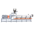Clamshell Barrel Twin Screw Extruder For Powder Coating and Toners Pelletizing Line