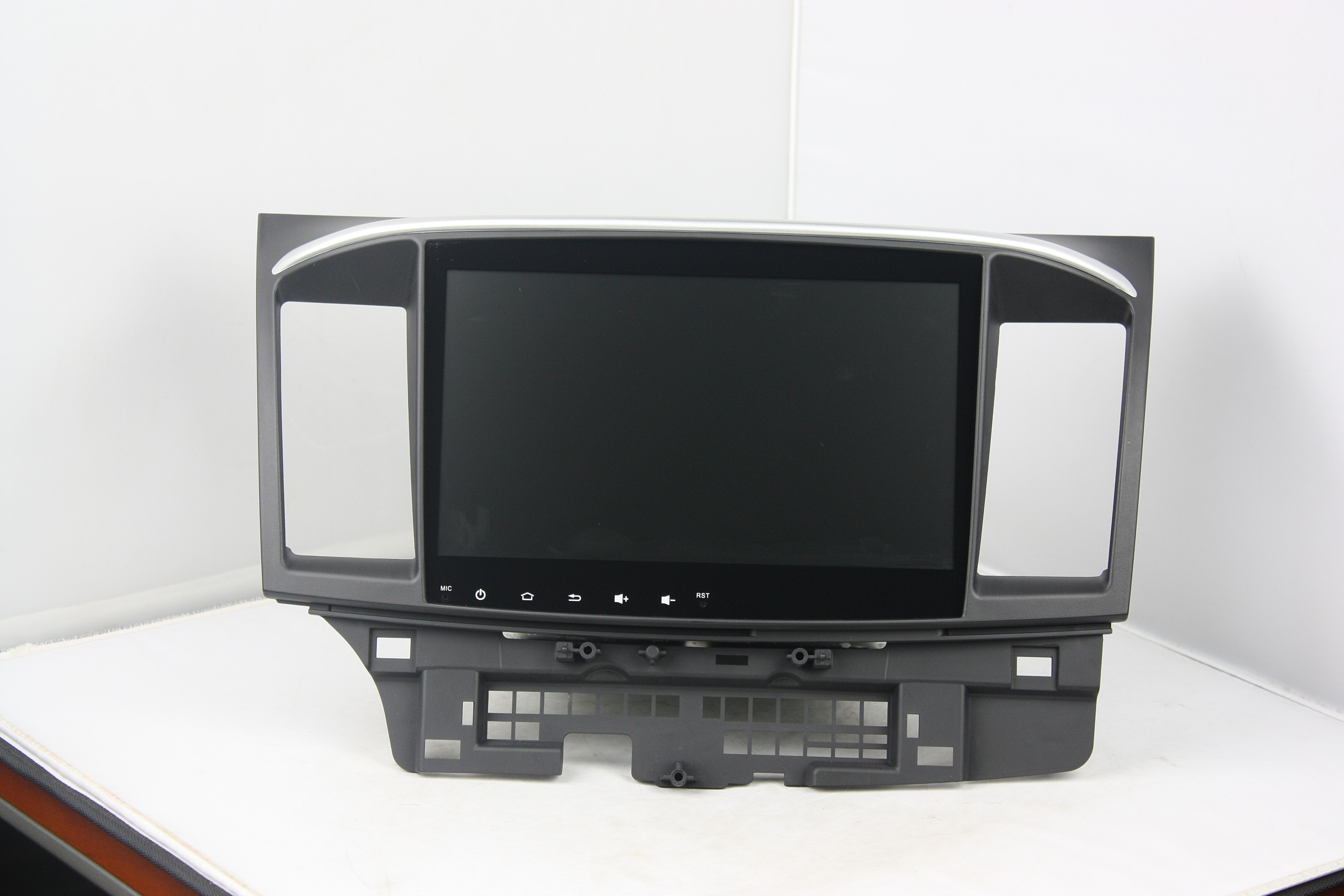 10.1 inch car DVD for Mitsubishi Lancer 2015