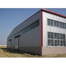 Prefabricated Structure Steel Workshop (KXD-SSW1264)