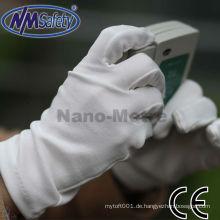 NMSAFETY Nylonhandschuh mit Super-Grip-Industriehandschuh