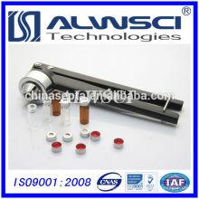 Fertigung 20mm Durchstechflasche Absperrkappe hydraulisch Crimper