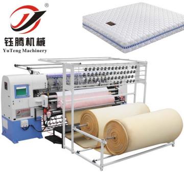 Máquina de acolchoamento multi-agulha de ponto de corrente informatizada YTNC96-3-6